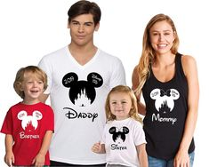 Family Trip Disney Vacation Matching Shirts with custom names - Lovely Novelty Disney Shirts For Family, Disney Family, Family Shirts, Beach Shirts, Vacation Shirts, Plant Bags, Shirts With Sayings, Quote Shirts, Chic Winter Outfits