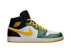 Air Jordan 1 Mid Men's Shoe - sweet thang