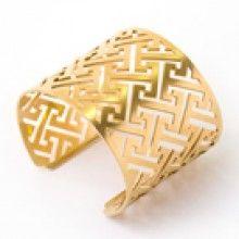 Greek Key Cuff  #spartina449