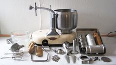 Ankarsrum Swedish Super Mixers That Do Everything But The Dishes