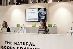 The Natural Goods Company @I Love Me Exhibition Helsinki 2014  www.naturalgoodscompany.com