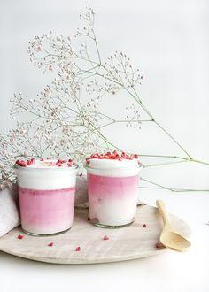Strawberry latte | Verrassend lekker! – Healthyfoodlove