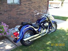 Danny D. 2005 Suzuki Boulevard Cruiser - Scooters & Motorcycles I've Owned - Motorrad Scooter Motorcycle, Bike, Scooters, Motorcycle Hairstyles, Danny D, Trucks, Cars, Vehicles, Motorcycles