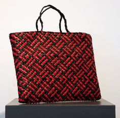 Maori Art + Design - Kura Gallery - Auckland & Wellington NZ » Weaving