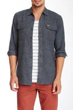 Cragg Fleece Shirt
