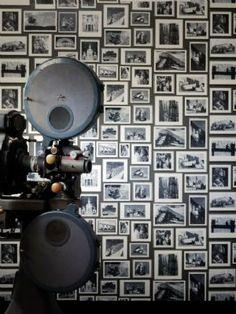 Studio Wallpaper - 3 x 10 Meter Rolls - Charcoal Grey or Neutral