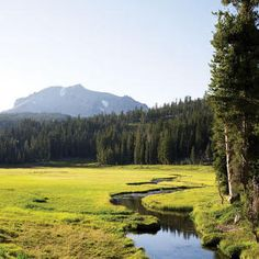 We're heading here (Lassen Volcanic National Park) in approximately two months. CAN. NOT. WAIT.