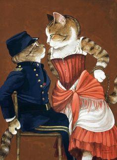 La Carmen dei gatti