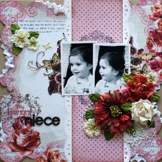 My Sweet Niece - Scrapbook.com
