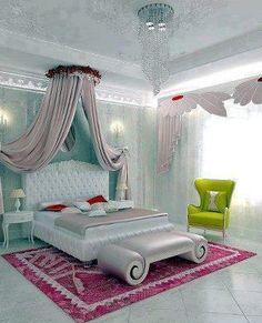 Elegant bedroom design #BudgetTravel