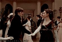 Elizabeth and Darcy Do not edit, repost or make into gif hunts / gif icons