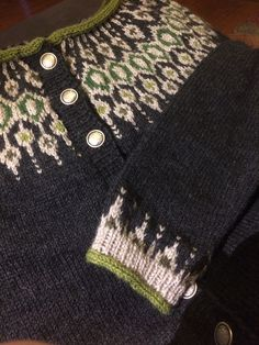 Ravelry is a community site, an organizational tool, and a yarn & pattern database for knitters and crocheters. Ravelry, Summer Club Outfits, Icelandic Sweaters, Fair Isle Pattern, Baby Cardigan, Sweater Fashion, Arm Warmers, Fiber Art, Knit Crochet
