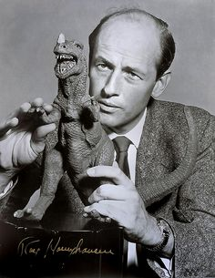 https://flic.kr/p/QrUB1N | ... Ray Harryhausen - king of the monsters! | all images/posts are for educational purposes and are under copyright of creators and owners. Commercial Use Prohibited.