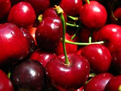 CILIEGIE ferrovia (special kind of cherry from Apulia, South Italy)
