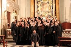 After another two hour nap on the bus back to Florence our day ended with a full concert at Chiesa Santa Maria de Ricci. I knew that the concert would be something special when during the warm-up several of the singers were in tears. The accoustics of the space allowed for an intimate concert with perfect sound. We sang to a packed house who enthusiastically recieved us with bravos and a standing ovation. Truly one of the most magical music moments of my life.