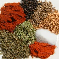 This spice blend is PERFECT to use when your recipe calls for 'Old Bay Seasoning', but you don't have any! I've used this many times and I love it! These are ingredients that you probably already have in your spice cabinet!