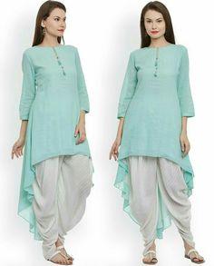 Salwar Designs, Kurti Designs Party Wear, Blouse Designs, Designer Party Wear Dresses, Indian Designer Outfits, Frock Design, Frock Fashion, Fashion Dresses, Stylish Dresses