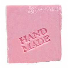 Sello para jabones, handmade DIY