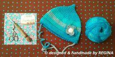 Crochet Hats, Beanies, Handmade, Design, Fashion, Knitting Hats, Moda, Hand Made, Beanie Hats