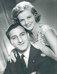 Danny Thomas, actor, and founder of St. Jude's Children's Hospital.  No child is ever turned away, for not being able to pay.  An angel!