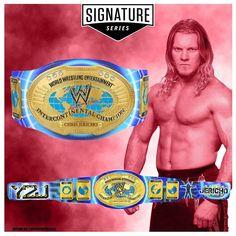 Wwe Replica Belts, Wwe Belts, Wwe Chris Jericho, Kurt Angle, Shawn Michaels, Cm Punk, British Bulldog, Hulk Hogan, Triple H