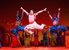 Casey Nicholaw Directs 'Aladdin' on Broadway - NYTimes.com