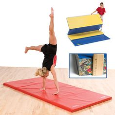 This mat is ideal for younger and middle-aged children. the bonded form provides more support that moderate impact activities will require. Popular for martial arts training, gymnastics and dance, this mat can also be used for aerobics classes and jets. The mat weighs 37 lbs. and is made to last. See other sizes for larger mats.