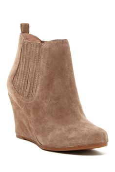 DV By Dolce Vita Posie Wedge Bootie by DV By Dolce Vita on @nordstrom_rack