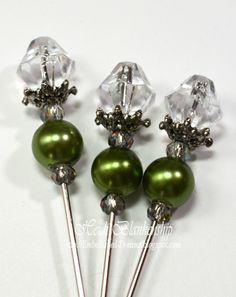 Embellished Dreams: Handmade Stick Pins & Spellbinders Explore Beyond Sneak Peek & Giveaway Day Two