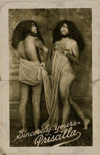 She was 'the hairy little girl', 'monkey girl', and bearded lady but she will forever be remembered as the wife of Emmitt the Alligator-Skinned Man. Old Photos, Vintage Photos, Freak Show Circus, Sideshow Freaks, Human Oddities, Monkey Girl, Bearded Lady, Vintage Circus, Illustration