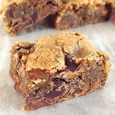Chewy Chocolate Chip Cookie Bars: King Arthur Flour