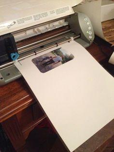 DIY Photo Phone Case Cover: Silhouette Print And Cut Tutorial (Free .Studio Cut File)