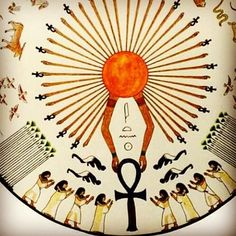The Sun (Ra) gives Life to Every Living Thing on this Planet.
