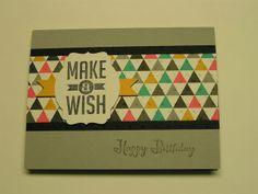 Stampin' Kat: Make a Wish, How Old?