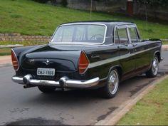 Carro da Noiva - Simca 66 - Aluguel