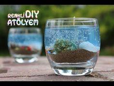 JEL MUM NASIL YAPILIR (How To Make Gel Candle) - YouTube