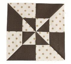 Návod na patchwork polštář - oboustranný - 9