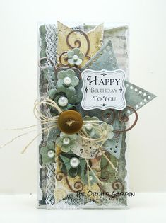 The Orchid Garden Orchids Garden, I Card, Scrapbooking, Gift Wrapping, Happy, Gifts, Art, Gift Wrapping Paper, Presents