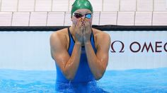 """Ruta Meilutyte Lithuania  """"We didn't realistically know what she would do,"""" her coach said after the 15 year old swam to a surprise gold."""