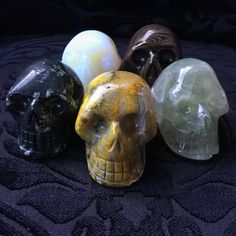 Intuitive Skull to help recall the wisdom of the ancients and elders…