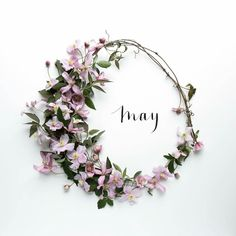 It's finally May. I'm all about MAY Flowers 🌸 🌺🌼The more flowers the better just got to make sure I take my allergy medicine. Seasons Months, Days And Months, Months In A Year, 12 Months, Hello May, Julia Smith, Welcome May, Month Flowers, New Month