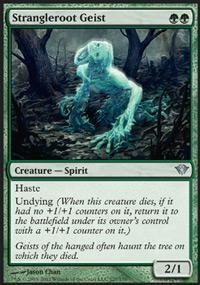 Dungeon Geists FOIL Dark Ascension NM-M Blue Rare MAGIC GATHERING CARD ABUGames