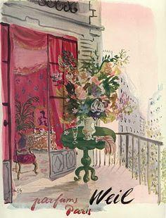 Parfume Paris, Weil, free