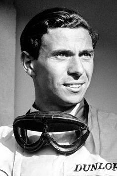 Jim Clark, March 4, 1936 to April 7, 1968.  World Champion 1963, 1965.  He had won more Grand Prix races (25) and achieved more Grand Prix pole positions (33) than any other driver. In 2009, The Times placed Clark at the top of a list of the greatest-ever Formula One drivers.
