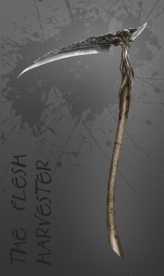 The Flash Harvester, Dachi Gog on ArtStation at https://www.artstation.com/artwork/the-flash-harvester