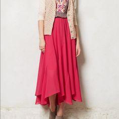 Anthropologie Dresses & Skirts - Anthropologie Colima Maxi Skirt