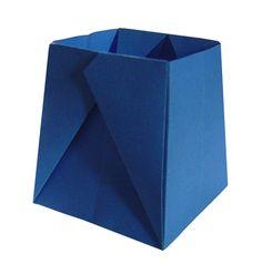 pliage papier une boite origami papier origami sacs et sacs en papier. Black Bedroom Furniture Sets. Home Design Ideas
