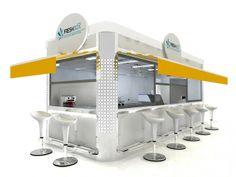Food Kiosk Relax 5 /Kiosk Food/Outdoor Kiosk/Indoor Kiosk/Mobil Kiosk $15999