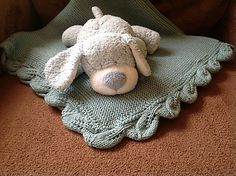 Ravelry: Sproutling Baby Blanket pattern free  pattern