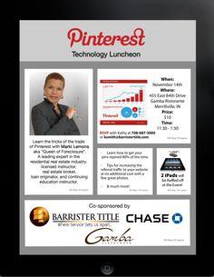 Pinterest for Entrepreneurs and REALTORS